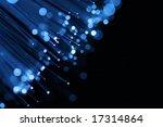 fiber optics   Shutterstock . vector #17314864