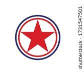 north korea air force roundel....   Shutterstock .eps vector #1731547501