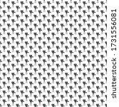 cinema seamless pattern. simple ... | Shutterstock .eps vector #1731556081