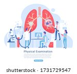 physical and respiratory system ... | Shutterstock .eps vector #1731729547