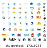65 more corporate logos design... | Shutterstock . vector #17319295
