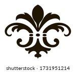 isolated vector illustration.... | Shutterstock .eps vector #1731951214
