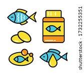 Omega 3 Logo Design. Fish Oil...