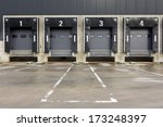 distribution center with... | Shutterstock . vector #173248397