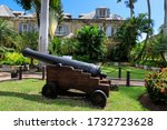 Old Cannon At Historic Nelson\'...