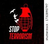 anti terrorism day vector...