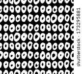 hipster style vector pattern... | Shutterstock .eps vector #173295881