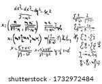 education background.... | Shutterstock .eps vector #1732972484