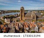 Dordrecht Netherlands  Skyline...