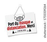 Port Du Masque Et Distanciation ...