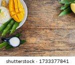 Mango Sticky Rice Mix With...