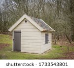 Small Tool Shed In A Dutch...