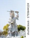 Statue Of The Viru Haka...
