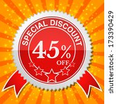 special discount 45  off. | Shutterstock .eps vector #173390429