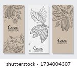 vector collection of banners... | Shutterstock .eps vector #1734004307