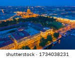 Saint Petersburg. Russia....