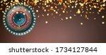 vector illustration gambling...   Shutterstock .eps vector #1734127844