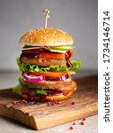 Big Royal Tasty Burger ...