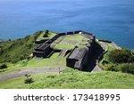 Military Post In Brimstone Hil...