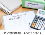 401 K Plan List With Office...