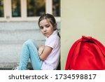 Schoolchildren Isolation At...