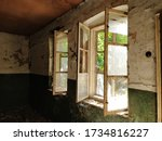 Inside Abandoned House. View On ...