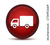 truck web icon | Shutterstock .eps vector #173492669