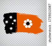 flag of northern territory...