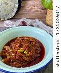 Malaysian Dish Dried Anchovy...