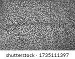 distressed overlay texture of... | Shutterstock .eps vector #1735111397