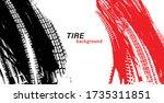 vector automotive banners... | Shutterstock .eps vector #1735311851