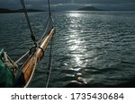 Sailing In The Waters Of The...