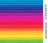 Rainbow Colors Abstract...