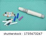 Lancet Pen  Diabetes Glucose...