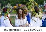 Feast Of Ivan Kupala. July2019...