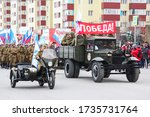 Novyy Urengoy  Russia   May 9 ...