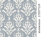 damask beautiful background... | Shutterstock .eps vector #173577119