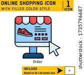 online shopping premium vector...