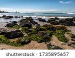 Beautiful Landscape Of Rocks...