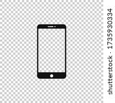 mobile phone icon.smartphone...