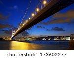 Long Bridge Over Sunrise In...