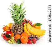 Seasonal Organic Raw Fruit....