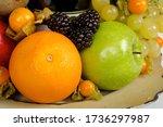 Fresh Fruits. Assorted Fruits....