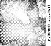 grunge background | Shutterstock . vector #173654855