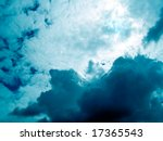 sky background | Shutterstock . vector #17365543