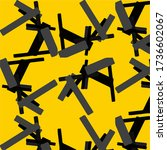 abstract background texture....   Shutterstock . vector #1736602067