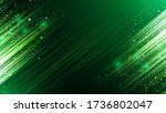 abstract speed line fast... | Shutterstock .eps vector #1736802047