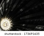 computer generated illustration ... | Shutterstock . vector #173691635