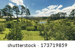Australia. Landscape Of Nature...