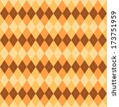 diamonds argyle pattern...   Shutterstock .eps vector #173751959